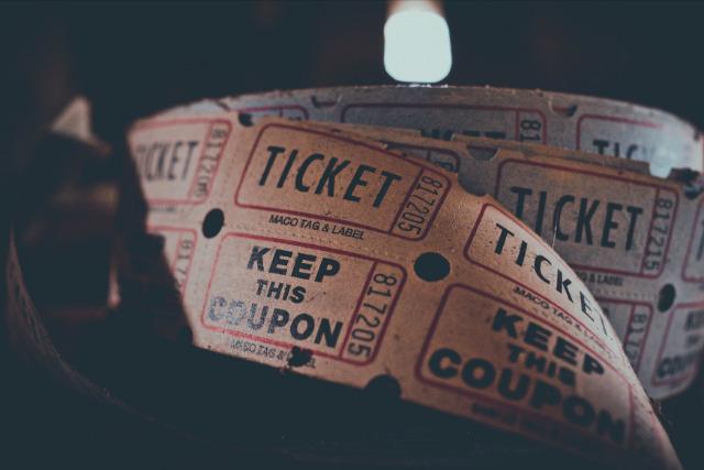 独占チケット